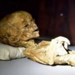 Seria esta múmia maia um ser alienígena?