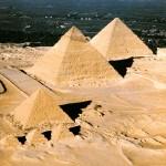 Anomalias são encontradas em pirâmides do Egito, após varredura térmica