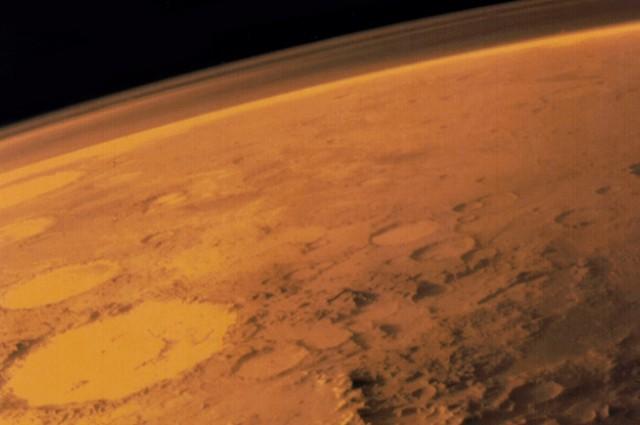atmosfera marciana