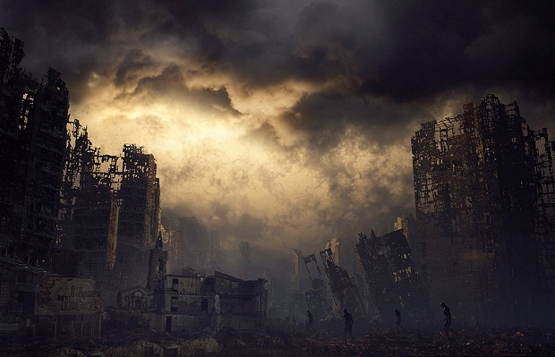colapso de uma civilização
