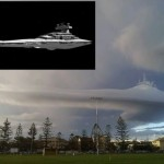 Nuvens que são confundidas com OVNIs / UFOs