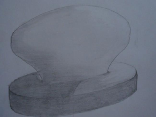 Huerta croqui do objeto