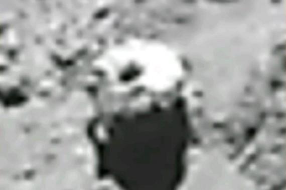 OVNI em cometa 3