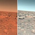 Qual é a cor real do planeta Marte?