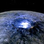 NASA diz ter descoberto a causa das misteriosas manchas brilhantes em Ceres