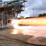 Motor de foguete que foi imprimido em 3D é testado com sucesso