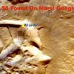 Número 58 é encontrado em fotos de Marte e da Lua, mas seriam reais?