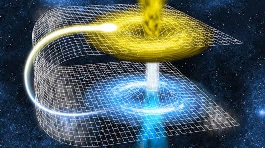 Buracos negros podem conter universos