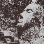 A Cabeça de Pedra da Guatemala que a história quer esquecer