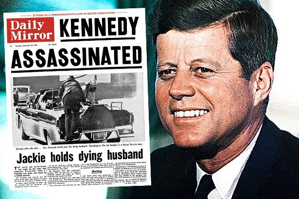Kennedy assassinado
