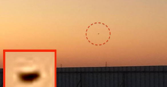 Ovni visto em Dubai pouco antes da torre ficar em chamas