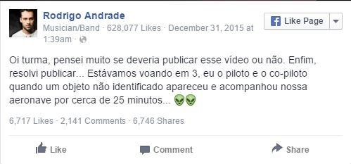 Rodrigo Andrade OVNI