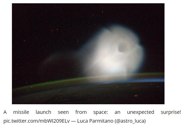 A Rússia vem testando regularmente o lançamento de ICBMs. Em 2013 os astronautas da ISS foram surpreendidos por um destes, tendo o astronauta italiano Luca Parmitano registrado o seu espanto no twitter.