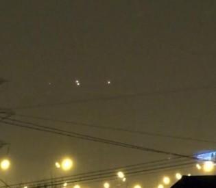 Vídeo de OVNIs / UFOs filmado sobre Moscou é declarado autêntico por ovniólogo
