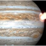 Enorme corpo celeste atingiu Júpiter, em 17 de março passado