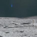 OVNIs / UFOs são encontrados em fotos da Lua, liberadas pela NASA