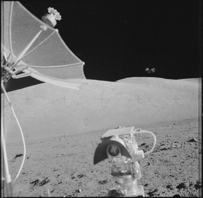 OVNI na Lua 3