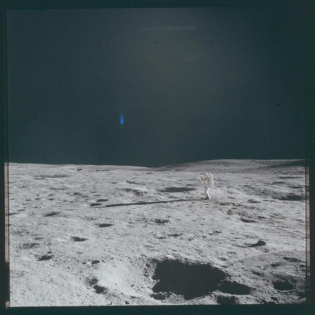 OVNI na Lua 7