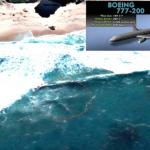 Caçador de OVNIs afirma ter encontrado restos do voo MH370 no Google Maps