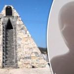Ordenado por alienígena, fazendeiro mexicano constrói pirâmide
