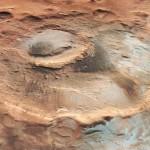 Descoberta surpreendente: Estaria a vida alienígena se escondendo em cratera de Marte?