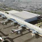 OVNIs / UFOs continuam a aparecer no aeroporto internacional de Nova Deli, na Índia