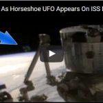 NASA conta a 'verdade' sobre OVNI que apareceu em transmissão da Estação Espacial