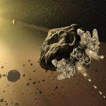 A NASA quer transformar asteroides em naves espaciais