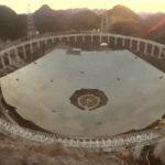 China constrói o maior radiotelescópio do mundo