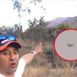 Peru: Reportagem extraordinária de OVNI / UFO em Huánuco