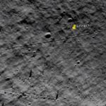 Ovniólogos alegam ter encontrado túneis na superfície da Lua