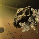 Empresa que trabalha com a NASA quer transformar asteroides em naves espaciais