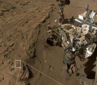 Marte possivelmente tinha atmosfera respirável para humanos no passado