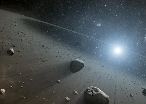 Cinturão-de-asteroides