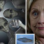 Mistério de OVNI / UFO em Nova Iorque envolve Hillary Clinton