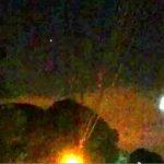 OVNI / UFO é filmado em Maringá, PR – Brasil