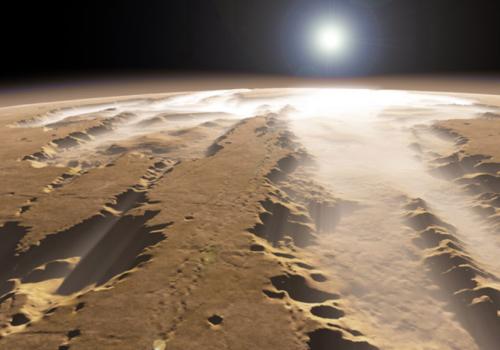 Superfície-de-Marte