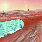 Já está sendo planejado um governo para Marte