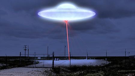 OVNI-com-facho-laser