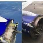 OVNI pode ter causado perda de turbina de Boeing 737