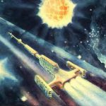 Estaria a NASA tentando fazer uma viagem interestelar?