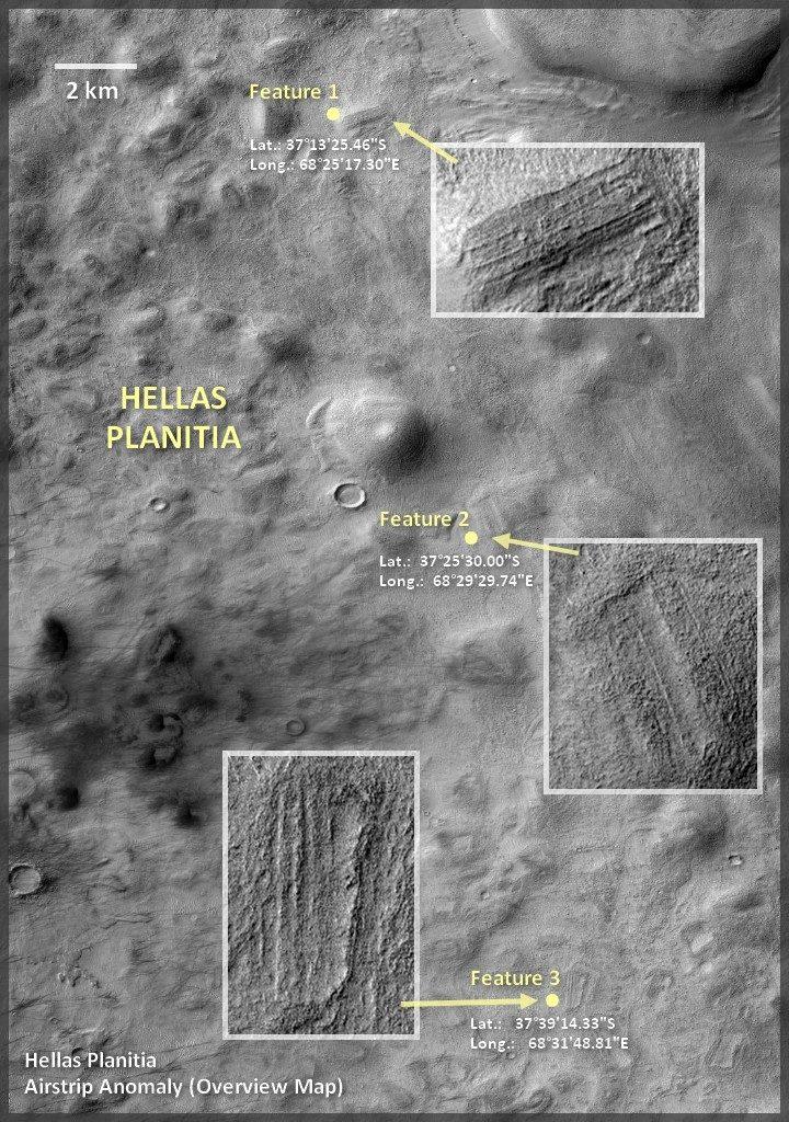 possíveis-estruturas-artificiais-em-Marte