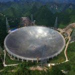 A busca por vida extraterrestre foi reforçada pela China