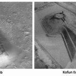 Estrutura em Marte se parece com templo da Terra