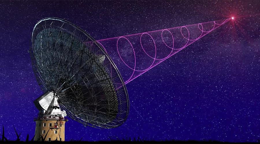 sinal-alienígena