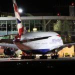 Incidente misterioso ocorre com voo da British Airways