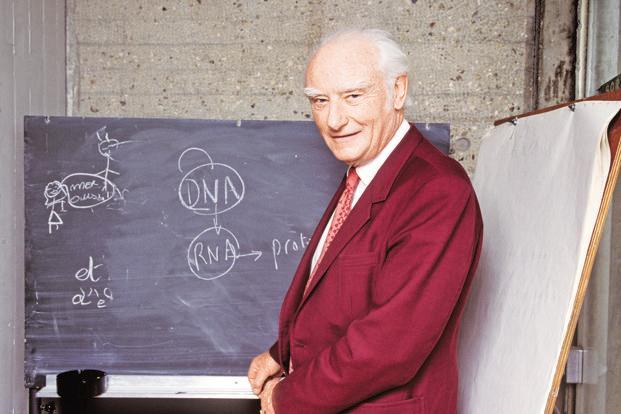 [Imagem: Crick-DNA.jpg]
