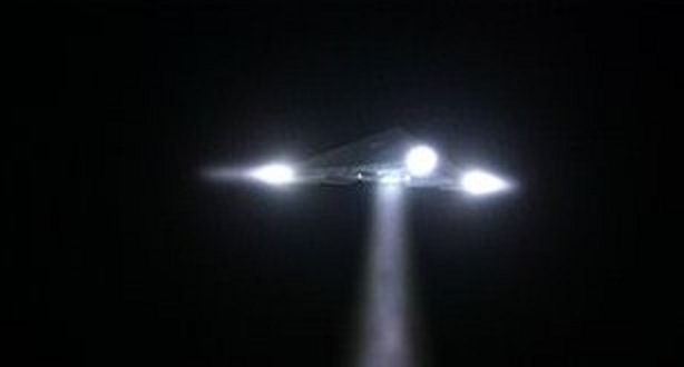 UFO triangolari