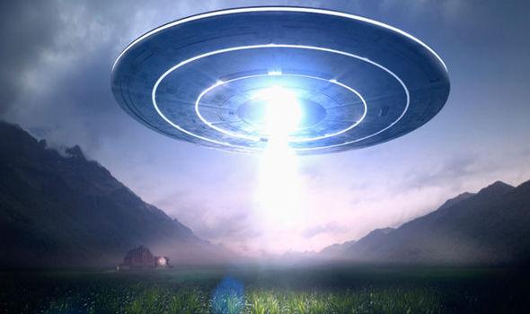 Alienígenas pousaram na Terra