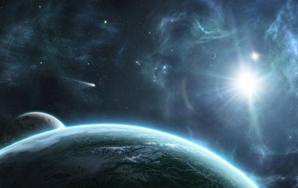 planeta gêmeo da Terra